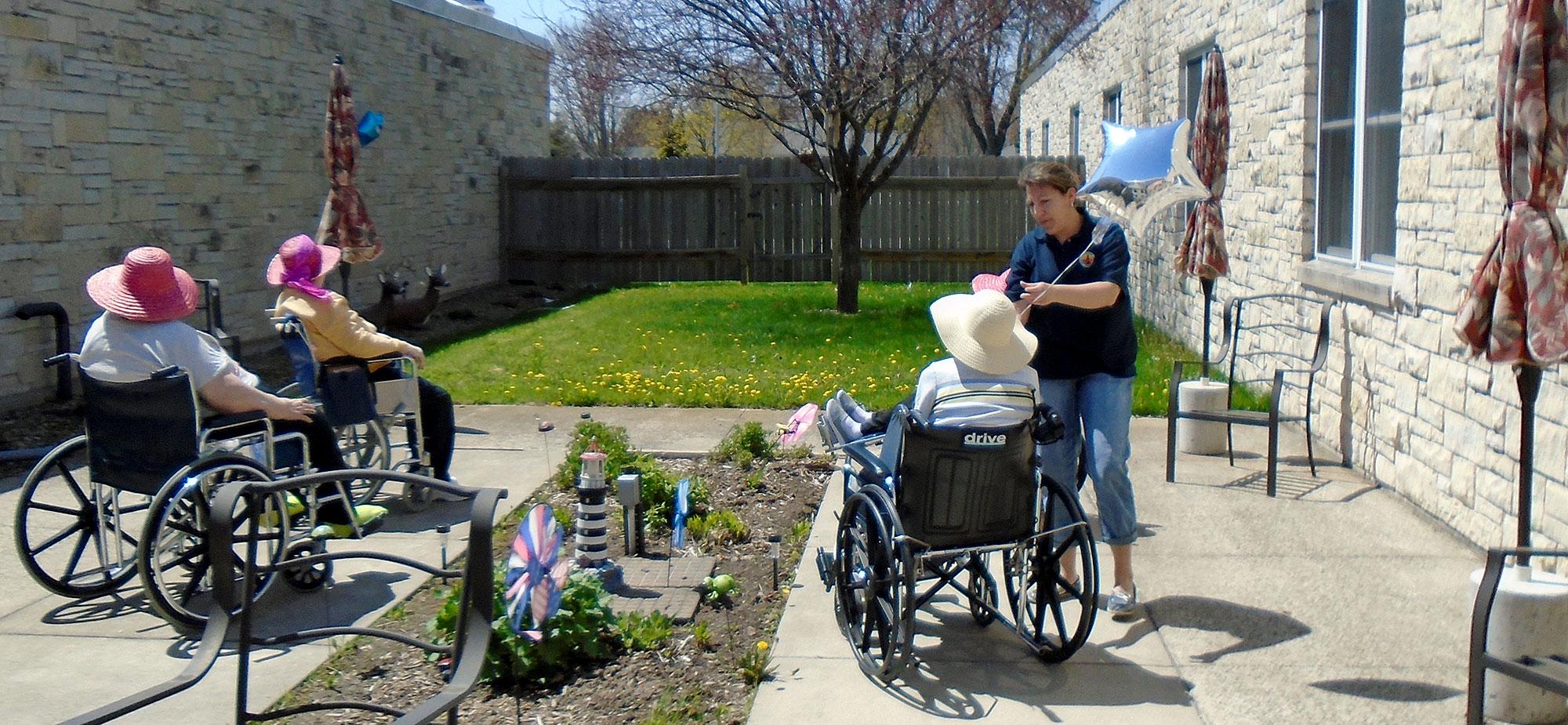 Algoma Wisconsin skilled nursing and rehabilitative care